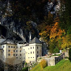 "photo ""Castle that reigns over the valley..."""