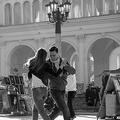 "фото ""Уличные танцы"""