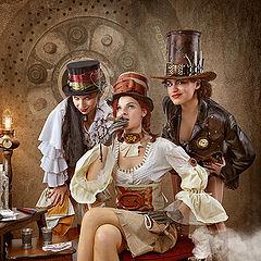 "фото ""Steampunk Bandit Queen"""