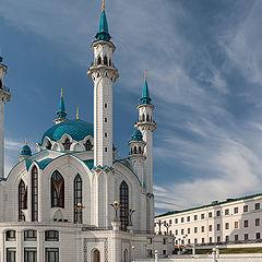 "photo ""Miracle architecture - Kul-Sharif"""