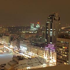 "фото ""Зимняя ночь"""