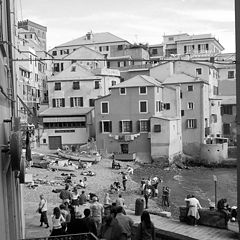 "photo ""beside the sea, Nervi"""