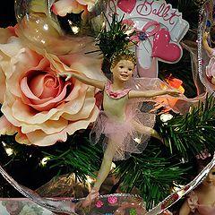 """фото """"Счастливая балерина"""""""