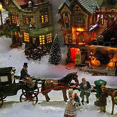 """фото """"Мечты о рождественской сказке"""""""