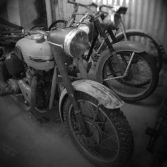 "photo ""Old bike"""