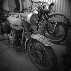 """фото """"Мотоциклетка"""""""