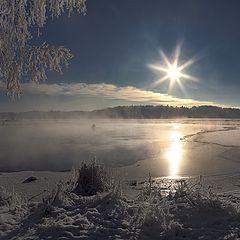 """фото """"Мороз и солнце, день чудесный!"""""""
