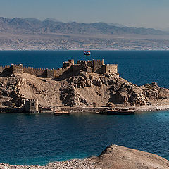 "photo ""Saladin Castle"""