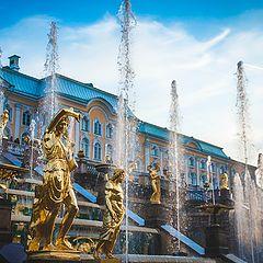 "photo ""Peterhof"""