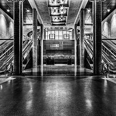 """photo """"underground station heumarkt, cologne"""""""
