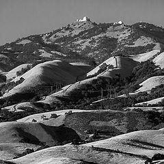 "photo ""Lik Обсерватирия на Mt. Hamilton"""