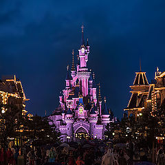 "фото ""Disney by night 2"""
