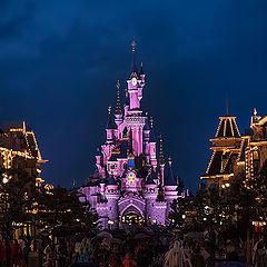 "фото ""Disney by night 2"""