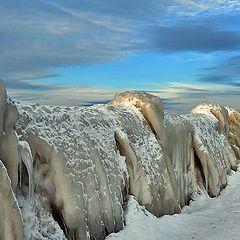 "фото ""Как замерзало Онтарио..."""