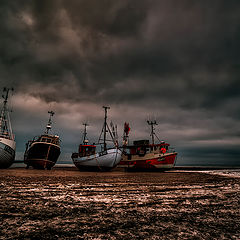 "photo ""Fishingboats"""