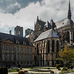 """фото """"Notre-Dame de Reims."""""""