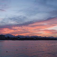 "photo ""Sunsets Hurghada"""