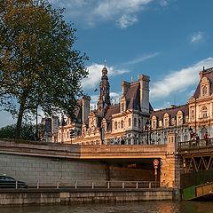 """фото """"Mairie de Paris"""""""