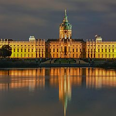 "фото ""Замок Шарлотенбург. Берлин"""