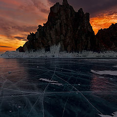 """фото """"Ожидание восхода солнца."""""""