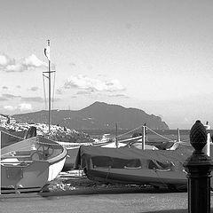 """photo """"watching Portofino"""""""