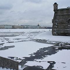 """фото """"По тонкому льду."""""""