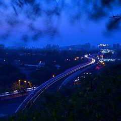 "фото ""night & lighht"""