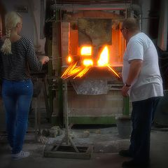 "photo ""Glassmakers - 2"""