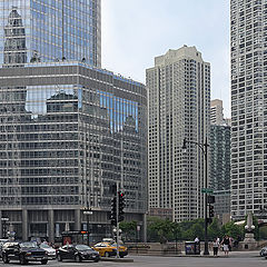 "photo ""City in squares"""