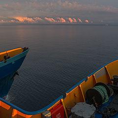 """photo """"Calm in the White Sea"""""""