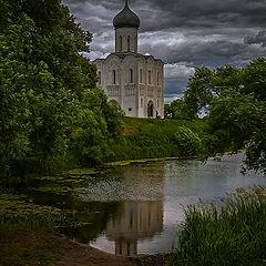 "фото ""Церковь Покрова на Нерли"""