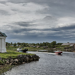 "photo ""The gray sky of the Solovetsky Islands"""