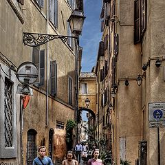 "фото ""Streets of Rome"""