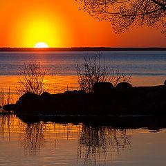 "photo ""Sunsets at Pereslavl"""