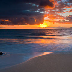 "photo ""Sunset No 361"""