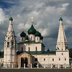 """фото """"Церковь Ильи Пророка"""""""