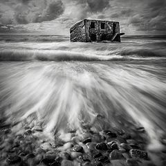 "фото ""House on water"""