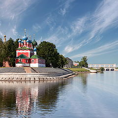 "photo ""Uglich. Dimitr's temple on blood"""