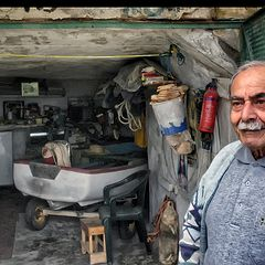 """photo """"Fisherman from Valletta ..."""""""
