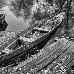 "photo ""old boat"""
