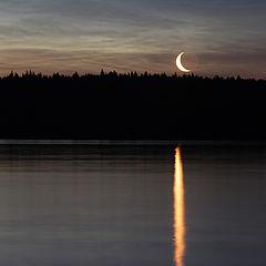 """фото """"Волшебные ночи на Онежском озере"""""""