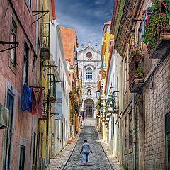 "фото ""Bario Alto, Lisbon"""