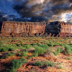 """фото """"Monument Valley, Arizona"""""""