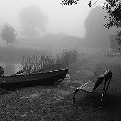 "фото ""A soft autumn morning"""