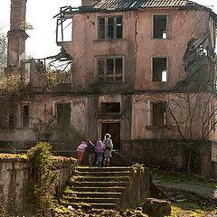 """photo """"Djantukha, Abkhasia"""""""