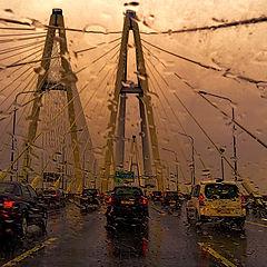 "photo ""Rain in St. Petersburg"""