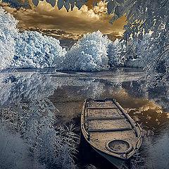 """фото """"Про лодку..."""""""