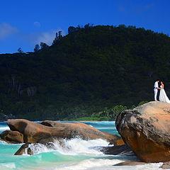 """фото """"Seychelles, Mahe Island"""""""