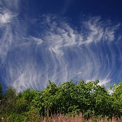 "photo ""Cloud fireworks"""