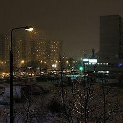 """фото """"Ночь, улица, фонарь, аптека..."""""""